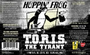 HOPPIN-FROG-20160714-TORIS-THE-TYRANT-TRIPLE-IMPERIAL-STOUT