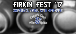 Firkin Fest @ Cappy's | Loveland | Ohio | United States