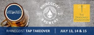 Rhinegeist Tap Takeover @ Cappy's | Loveland | Ohio | United States