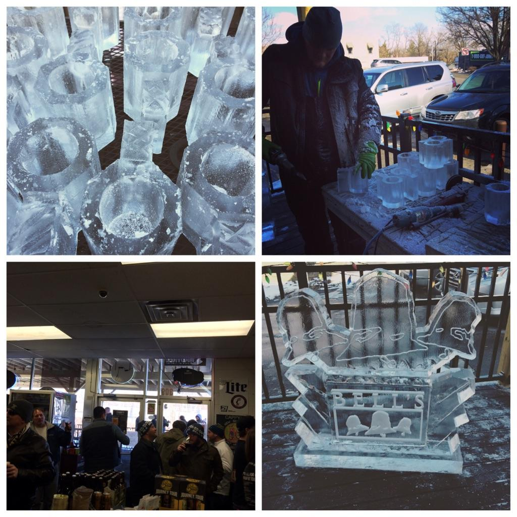Bell's Ice Sculpture Night @ Cappy's | Loveland | Ohio | United States
