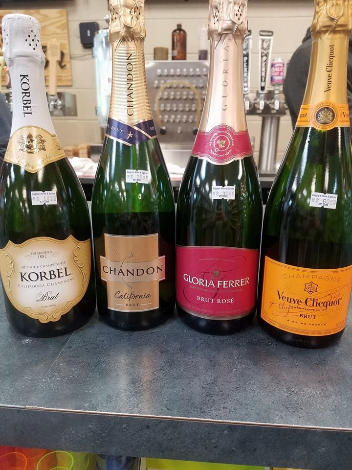 Saturday Bubbles Tasting @ Cappy's | Loveland | Ohio | United States