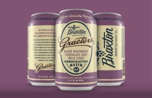 Braxton Graeter's Black Raspberry Chocolate Chip Release @ Cappy's | Loveland | Ohio | United States