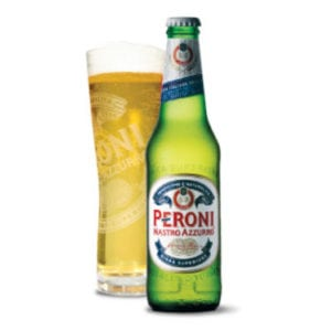 Peroni & Urquell Sampling